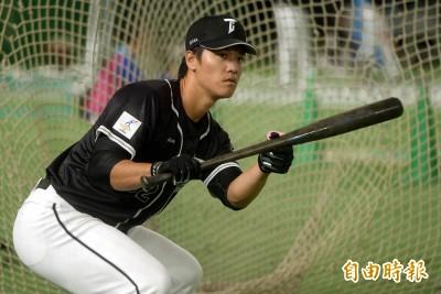 亞冠賽》台灣隊打線未定案 蘇智傑先做好準備