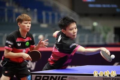 台灣第一人!鄭怡靜入圍ITTF年度最佳女運動員