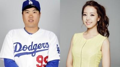 MLB》恭喜!南韓強投柳賢振 明年1月迎娶正妹主播