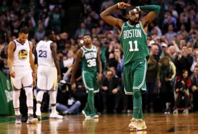 NBA》厄文關鍵四罰全進 綠衫軍逆轉勇士奪14連勝