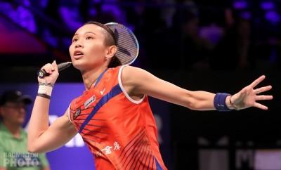 中國羽球頂超賽》魔術師遇到天才少女 戴資穎三局惜敗