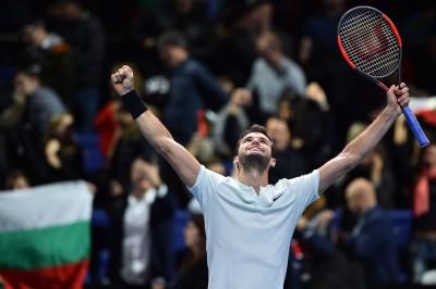 網球》「小費爸」年終賽首爭冠 對決菜鳥葛芬
