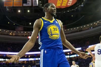 NBA》下半場上演大逆轉 杜蘭特嗆:不想輸給推特王(影音)