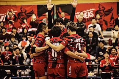排球》陳建禎旅日首戰告捷 北海道主場開幕戰勝利