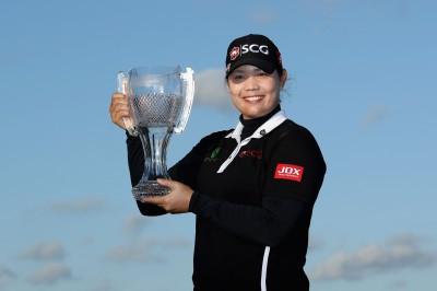 高球》艾莉雅摘PGA封關戰后冠   湯普森風光收下年度第一及百萬大獎