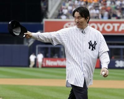 MLB》「酷斯拉」松井秀喜願當說客   替洋基爭取大谷翔平