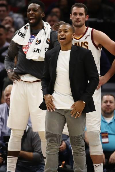 NBA》騎士湯瑪斯復原良好 感謝球隊耐心