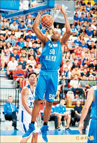 世界盃亞洲區資格賽》台灣男籃週五打澳 Q.戴維斯回歸