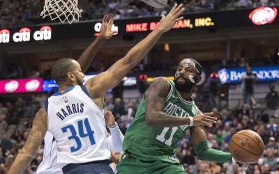 NBA》厄文轟本季新高47分 率隊延長賽擊退小牛豪取16連勝
