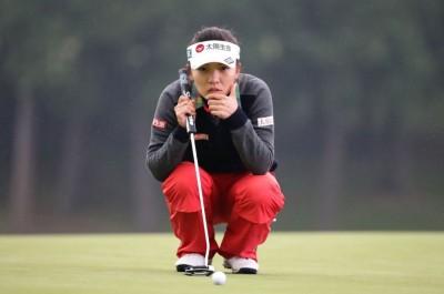 高爾夫》理光盃女子日巡錦標賽第1回合 盧曉晴躍居領先