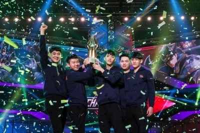 傳說對決》Asia 2017 國際賽 台港澳戰隊SMG 4:1痛宰越南奪冠