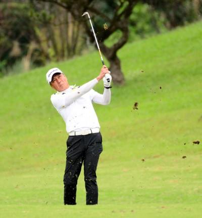 高球》2017理事長盃暨長春PGA錦標賽第二回合 呂文德續保領先