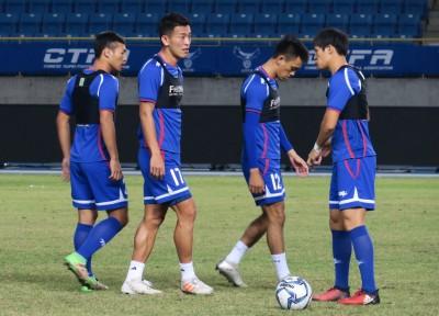 足球》火山爆發攪局 台灣被迫三連戰