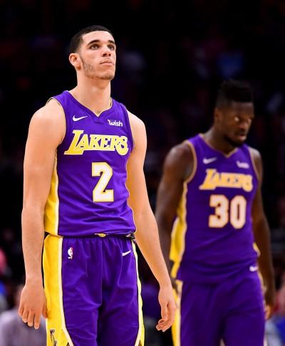 NBA》湖人延長賽敗給勇士 球爸:球給我兒子就不會輸了