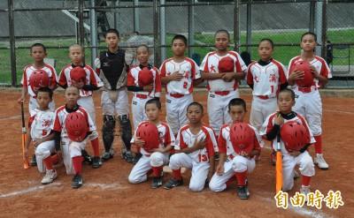 關懷盃》「小小兵」志氣高 大溪國小全校1/3在棒球隊