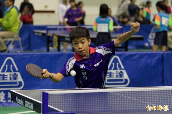台南生達盃桌賽  北市仁愛國小奪女童中年級組、高年級組雙料冠軍