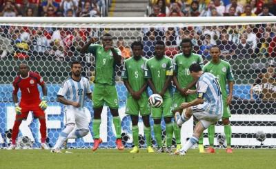 世界盃》神巧合!阿根廷、奈及利亞5度同組