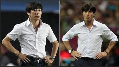 世界盃》韓版勒夫?  南韓主帥造型引發熱議