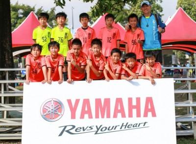 足球》YAMAHA CUP台中區預賽 國安國小連2年闖進決賽