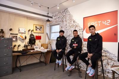 奧運國手吳文騫信心滿滿 FAST 42訓練營挑戰台北馬拉松