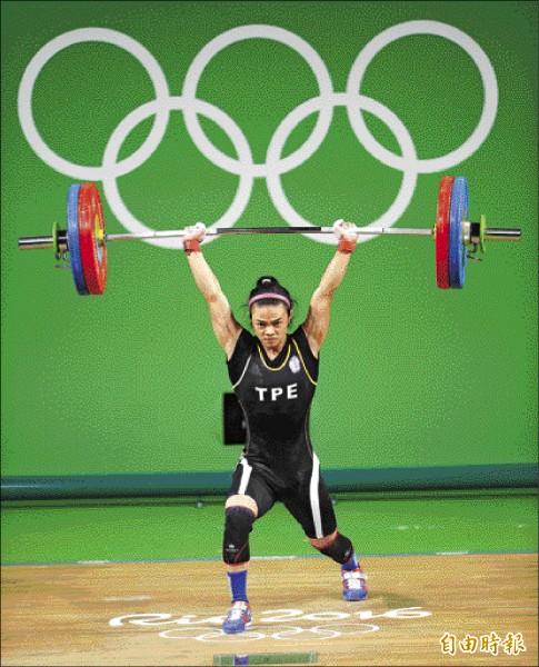 舉重「藥」不得 奧運考慮剔除