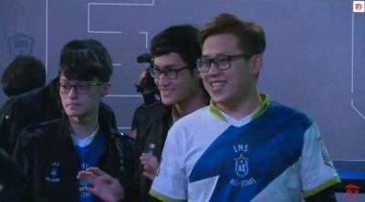 LOL明星賽》台灣明星隊再剋歐洲隊 完美零敗分組第一晉級
