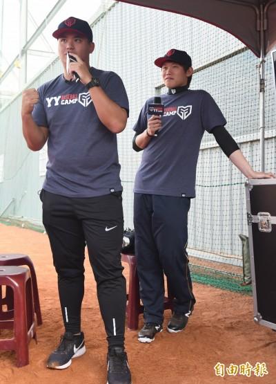 棒球》球星搞笑互訪 胡智為:陳冠宇怎都吃不胖?(影音)