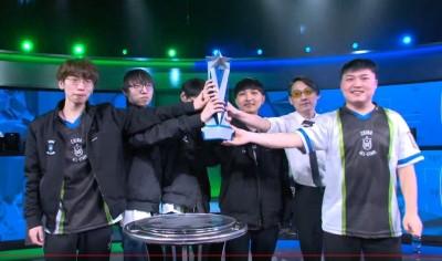 LOL明星賽》好想贏中國! 台灣明星隊苦戰五局惜敗
