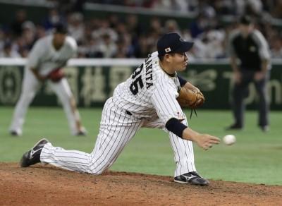 MLB》潛水艇怪投牧田和久挑戰大聯盟 今天申請入札