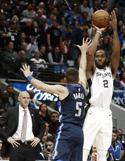NBA》睽違212天重返球場!雷納德:「想念這一切」