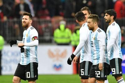 世界盃》阿根廷差點無緣晉級 梅西:連想都不敢想