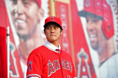 MLB》赴美一球未投 大谷翔平驚爆手肘韌帶受損