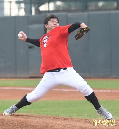 棒球》野茂英雄用8球投1局 4球解決陽岱鋼