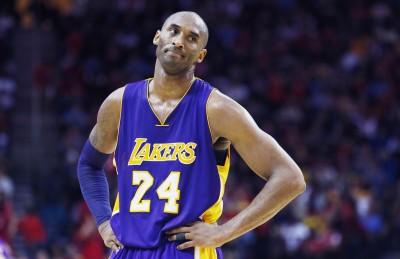 NBA》湖人主場高掛黑曼巴球衣 K湯:布萊恩值得尊敬