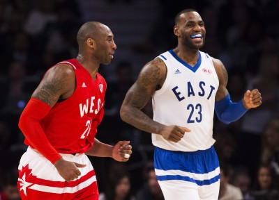 NBA》誰才是老大心中最佳隊友?Kobe:我會選LBJ