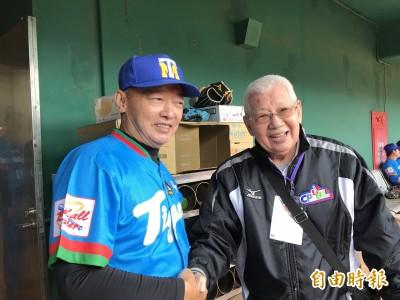 中職》林仲秋覺得大王像羅敏卿 「留在台灣有點可惜」