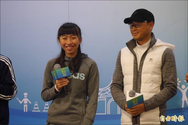 南韓全馬傳奇 台北馬拉松站台