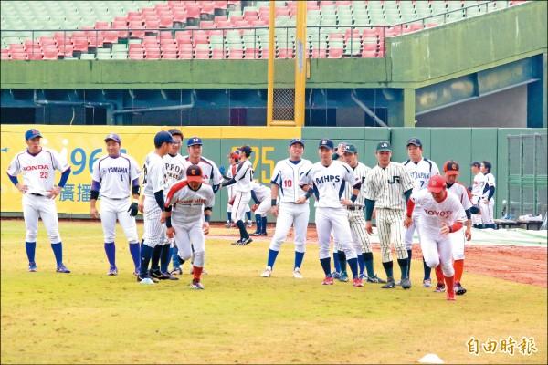 亞洲社會人球隊漸縮 南韓沒半隊