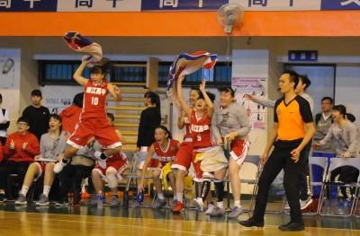 HBL》滬江高中蘇嘉嫻單場攻下31分 率隊險勝北市陽明