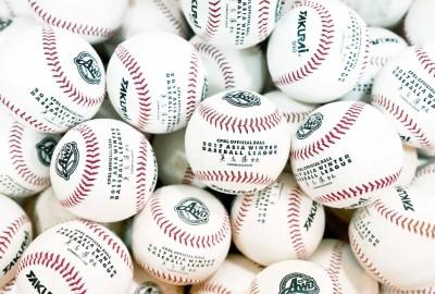 讓棒球向下扎根!中職開辦打擊營捐贈比賽球