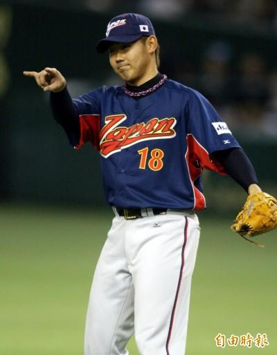日職》有意來台打職棒? 松坂大輔回應了!