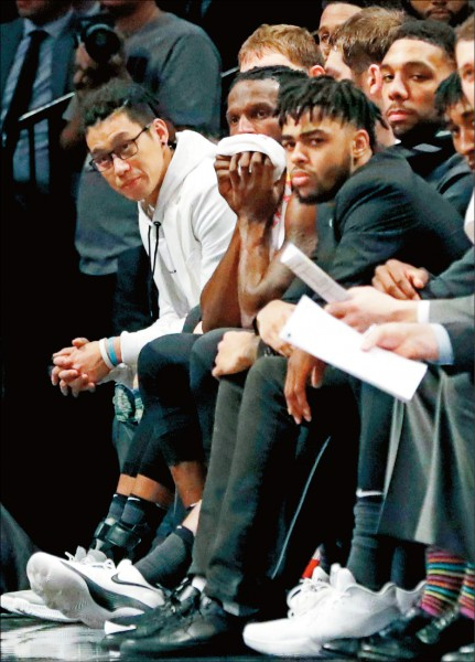 NBA》籃網主力歸隊 林書豪板凳助陣