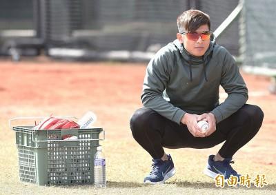 棒球》陳傑憲把握機會挖寶 合約交給經紀公司談