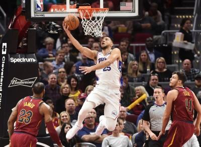 NBA》西蒙斯生涯前30場鬼神表現 聯盟史上第二人!