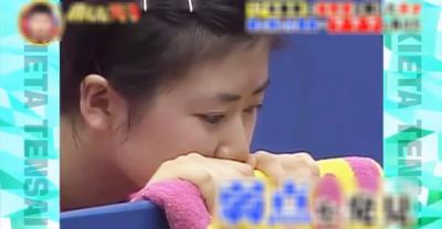 曾讓福原愛吞人生首敗 日本桌球天才為何消失了?