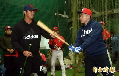 中職》富邦雙悍將高國輝、林哲瑄  目標整季健康