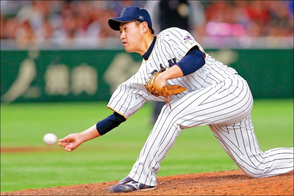 MLB》下勾投進大聯盟 教士簽牧田和久
