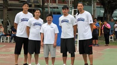「籃球職業化!」彰化縣議長謝典霖參選籃協理事長