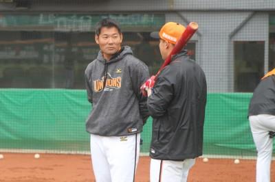 中職》統一獅肯定帶兵功力 黃甘霖正式升任總教練