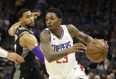 NBA》幹籃哥歸隊繳雙十、L.威廉斯轟30分 快艇險勝國王
